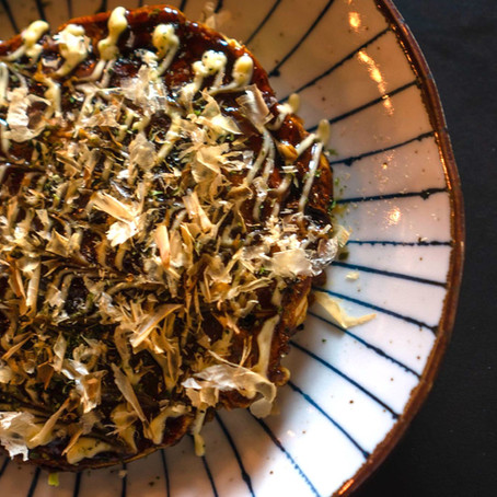 Conosci l'Okonomiyaki?