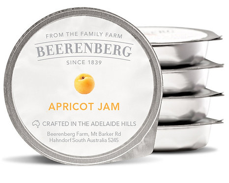 Apricot Jam, Portions (120x15g)