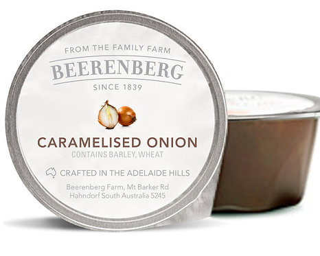 Caramelised Onion, Portions (60x25g)