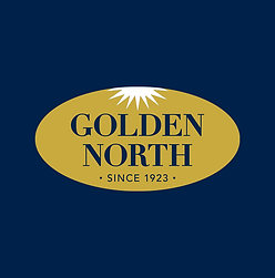 Golden North Ice Cream Logo