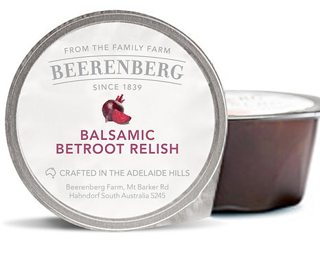 Balsamic Beetroot Relish, Portions (60x25g)