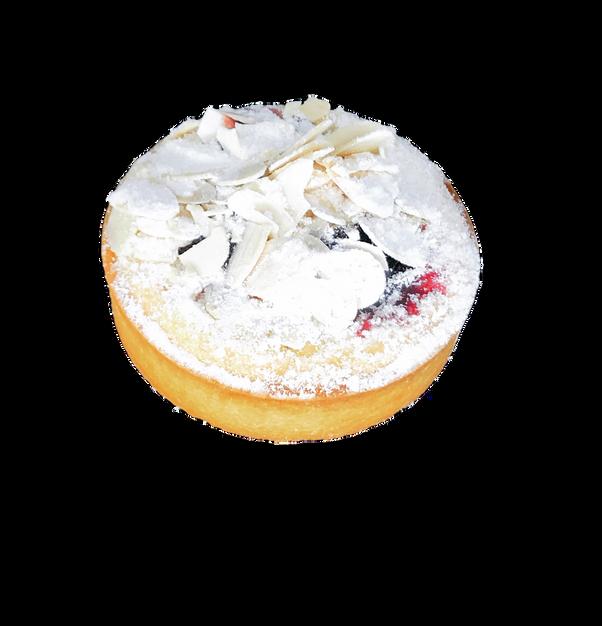 Raspberry Almond Tarts