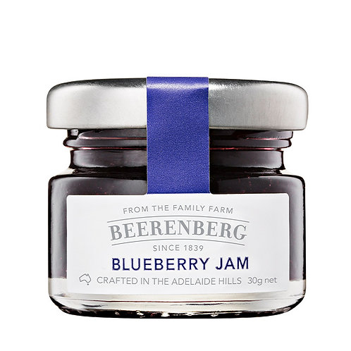 Blueberry Jam, Portions (60x30g)