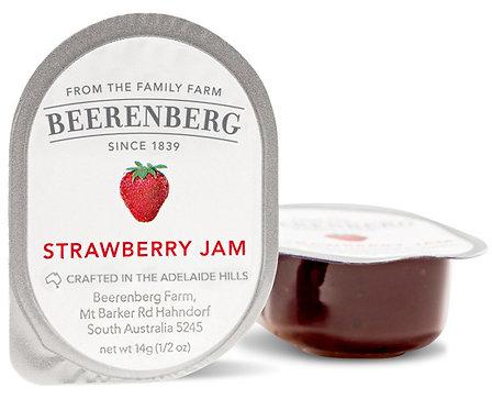 Strawberry Jam, Portions (48x14g)