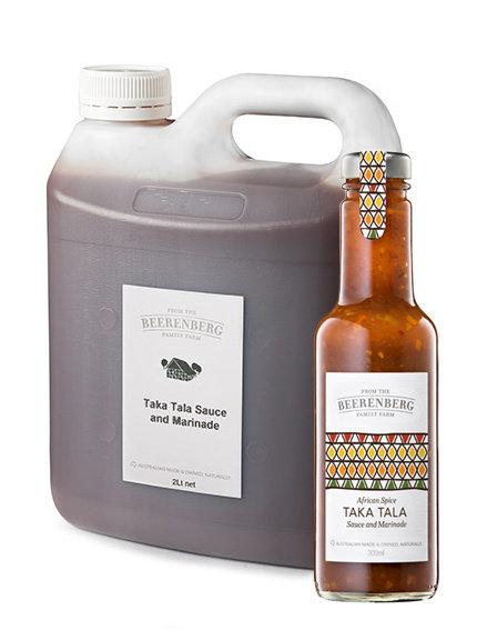 Taka Tala Sauce & Marinade 2L