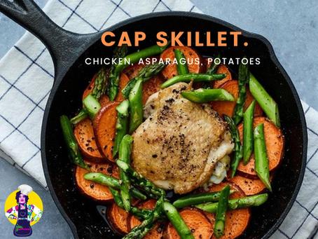 CAP Skillet for 1 (Makes 1 Serving)