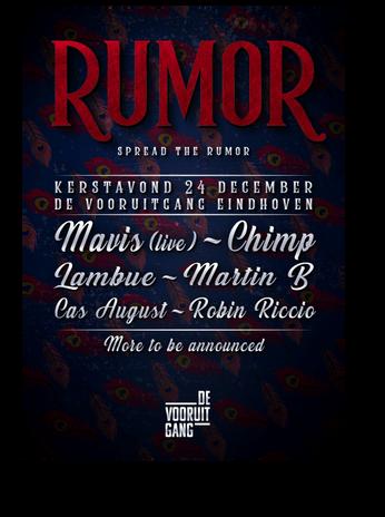 Poster Rumor
