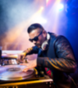 DJ Notorious, Praneel Limbachia, Indian DJ, 90s Hip Hop DJ, Turntablist
