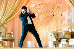 groom dancing ritz carlton