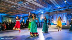 sangeet dances los Angeles