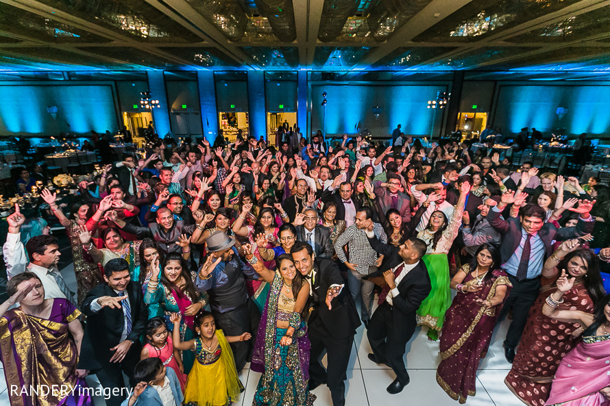 sangeet dance party