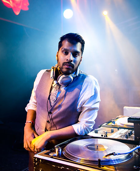 Indian DJ, Parag Shah, DJ Parag, Dj Services, Indian Wedding DJ