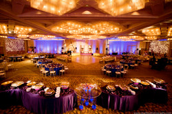 indian wedding grand reception