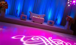 sangeet dance floor