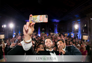 Photo booth Indian wedding Los Angeles Rental