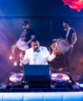 DJ Ajay, Dhol, Drummer, Indian DJ