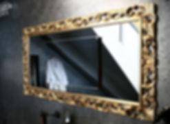 Заказное зеркало в городе Сочи. Не дорого но изысканно