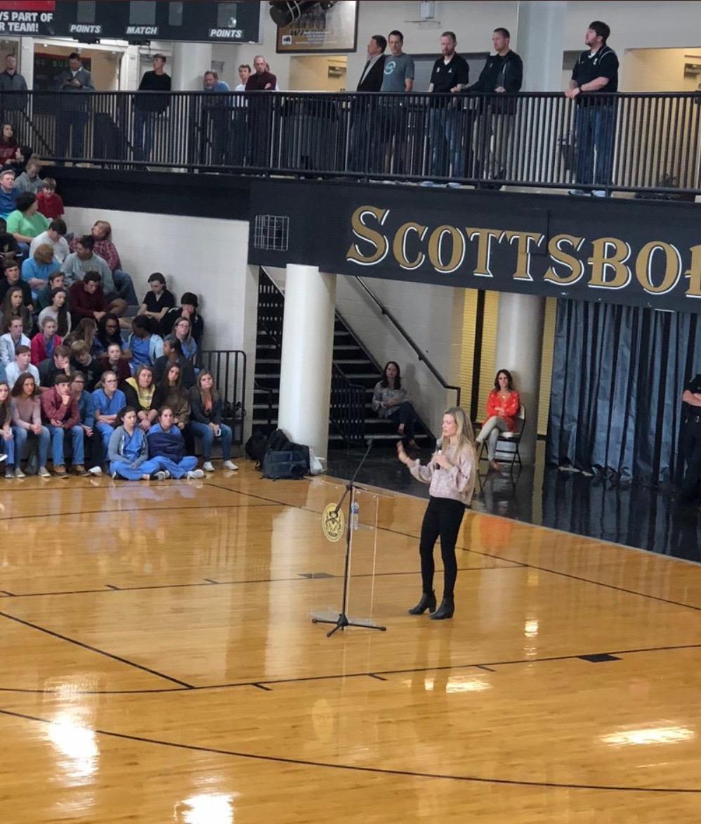 Scottsboro High School