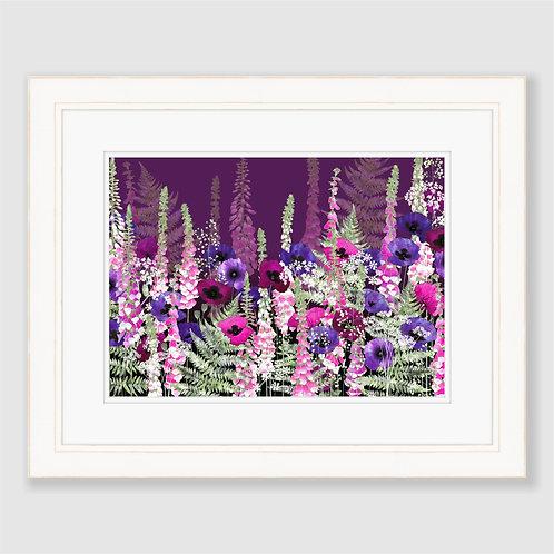 Summer Night Dream (Landscape) Print
