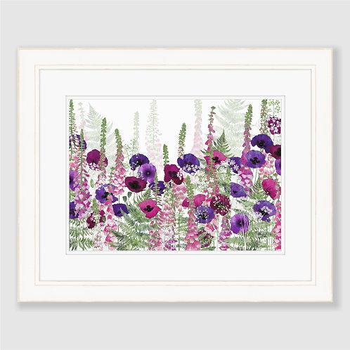 Summer Day Dream (Landscape) Print