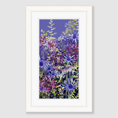 Midnight Garden Print