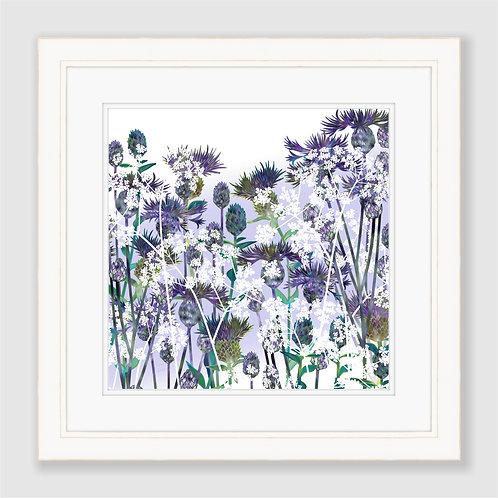 Heavenly Hedgerow Print