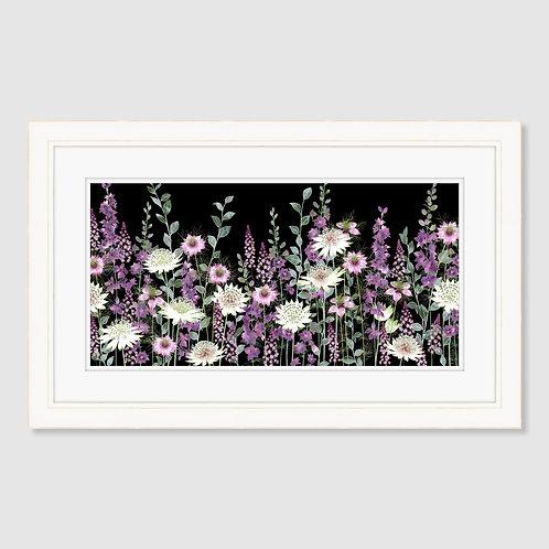 Heavenly Night (Landscape) Print