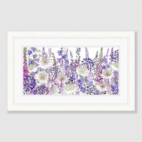 Garden of Wonder (Landscape) Print
