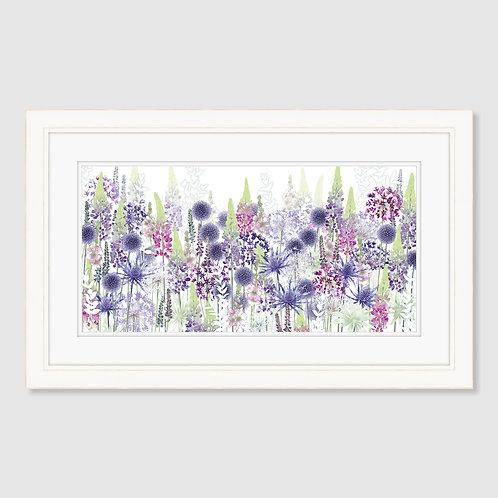 Flower Dance (Landscape) Print