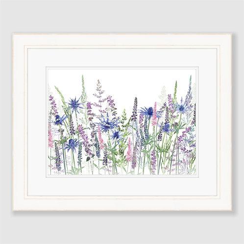 Fairytale Meadow (Landscape) Print