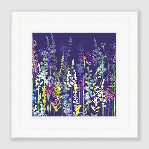 Evening Purple Rapture Print