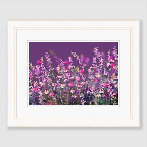 The Bewitching Garden Print