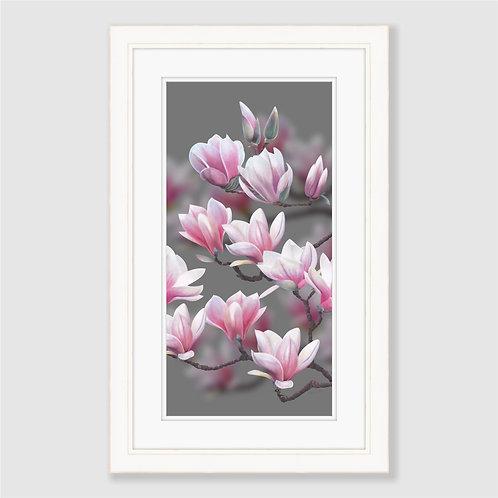 Magnolia Blossoms Print