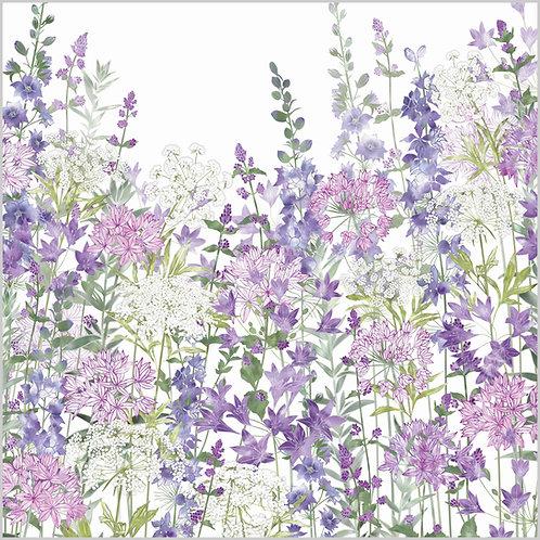 Floral Symphony Card