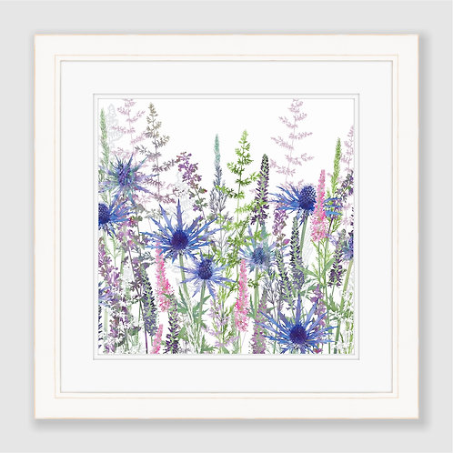 Fairytale Meadow (Square) Print
