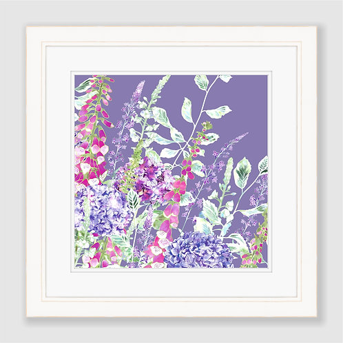 Summer Night Rhapsody Print