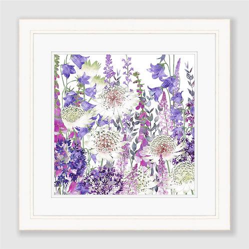 Garden of Wonder (Square) Print