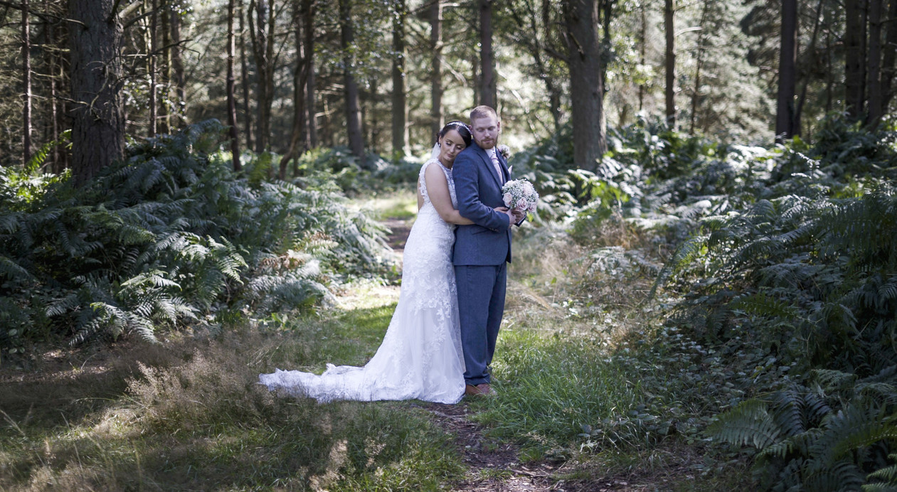 TRACY & RYAN / / Barns Hotel, CANNOCK CHASE