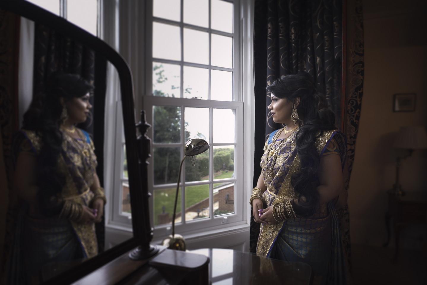 Hempstead House - Looking through Window