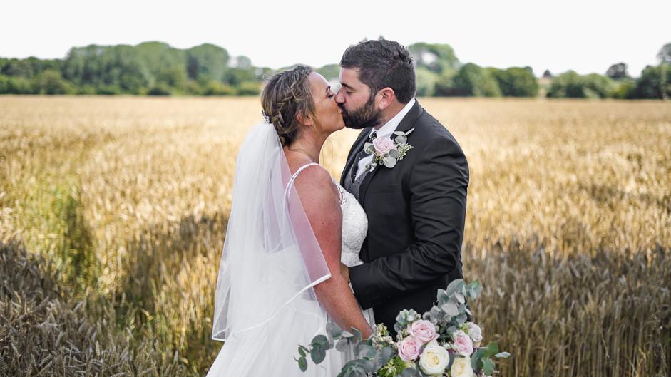 ROSIE & MATT // Bilston Brook Barn, LICHFIELD
