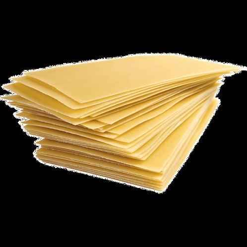 Organic White Lasagne Sheets