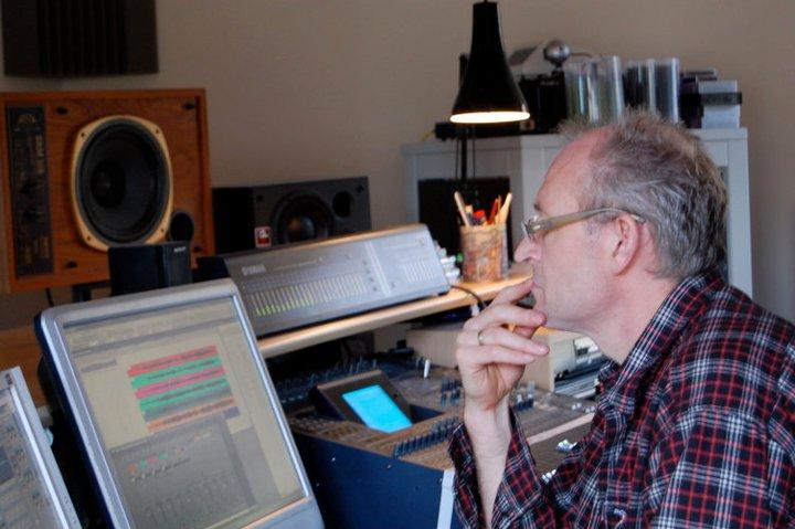 Nick Turner - recording engineer