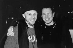 Thomas Zöller & Chris Gibb