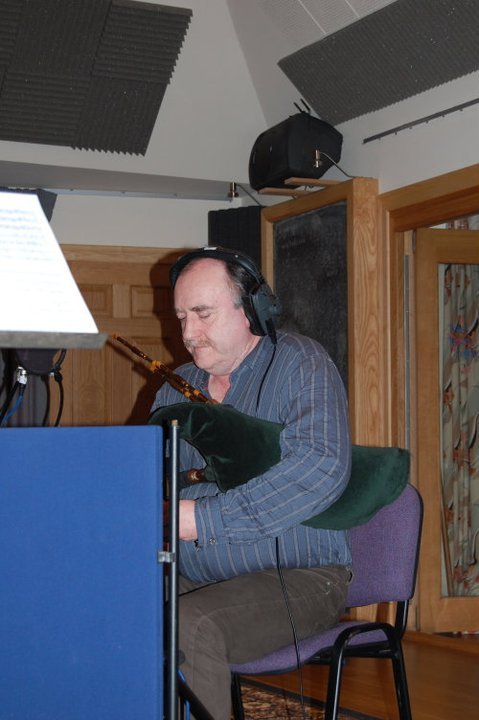 Allan MacDonald recording