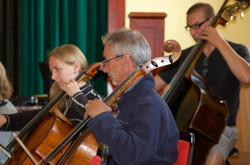 John Davidson, Rosie Townhill & Rick