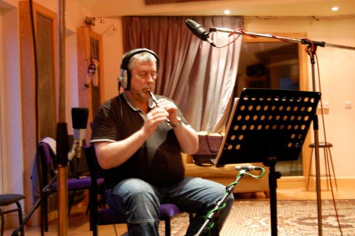 Iain MacDonald recording
