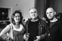 Kathleen, Allan & Thomas
