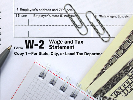 1099 or a W-2: Employee vs. Independent Contractor