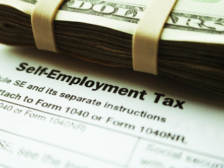 Understanding the Self-Employment Tax