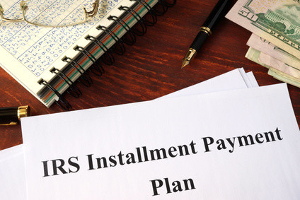 Do I Have to Pay the Entire Amount of My Tax Debt at One Time? IRS Installment Agreements